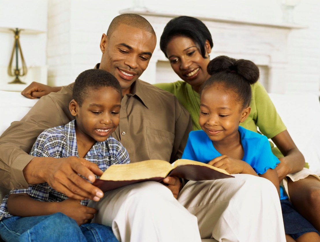 How to Teach Your Family the Bible