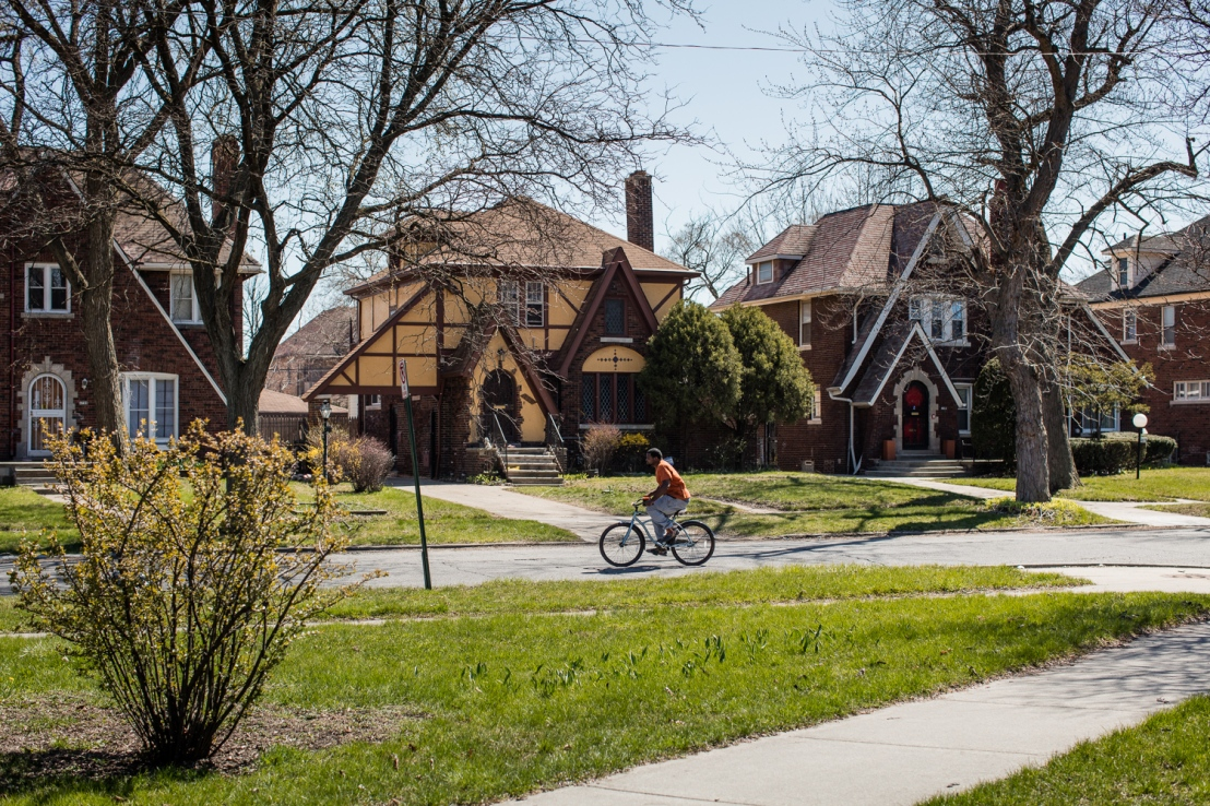 Life Areas to be AWARE(Neighborhood)