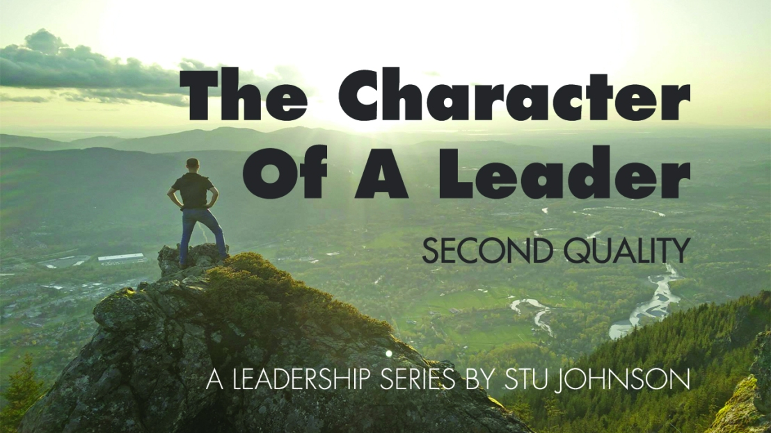 The Character of a Leader – SecondQuality